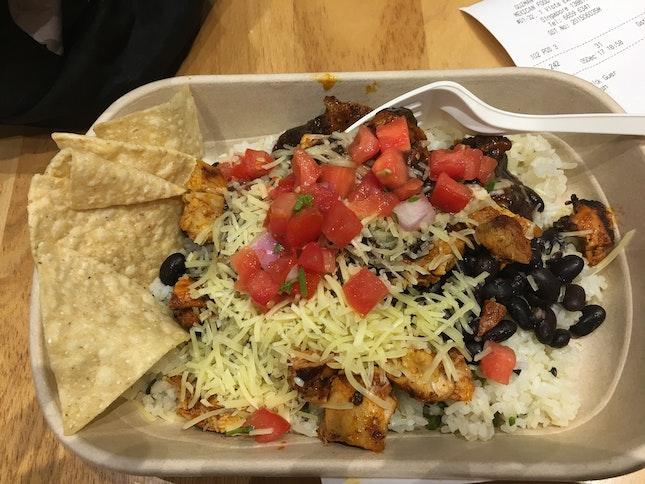 Salad, Wraps, Burrito & alikes