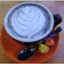 Black Sesame Latte $5.50++