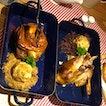Roasted Whole Pork Knuckle $31.90++ & Roasted 1/2 Duck $24.90++