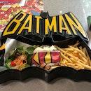 Dark Knight Burger $30.90++
