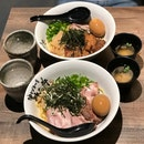 1-for-1 Mazesoba $16.30++ 🍜
