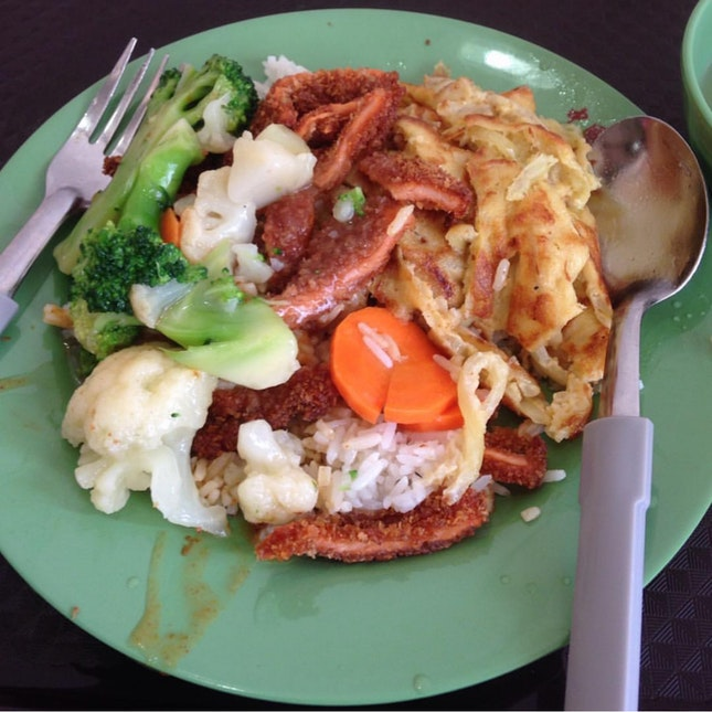 China Street Hainanese Curry Rice $4.20