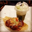 Original Takoyaki (6 for $5.90, 8 for $7.90)