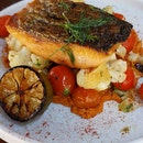 Salmon Cauliflower ($19)