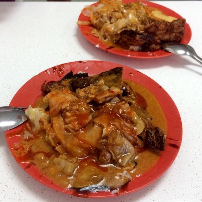 Scissors Cut Curry Rice