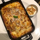 Garlic Lasagne $24++