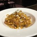 Garlic Ragu Pasta $26++