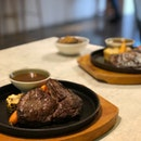 Ribeye Angus Steak $28++