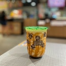 Brown sugar sweet potato milkshake $4.9