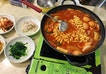Sometimes there's nothing more therapeutic than a pot of 부대찌개 (army stew).