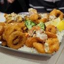 Fried Giant Platter