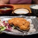 Tonkatsu Teishoku | breaded pork loin cutlet