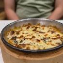 Mac & Cheese on Béchamel Sauce