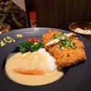 Chicken Katsu White Curry