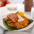 Fried Mee Siam
