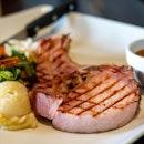 Smoked Ham Pork Chop 350g
