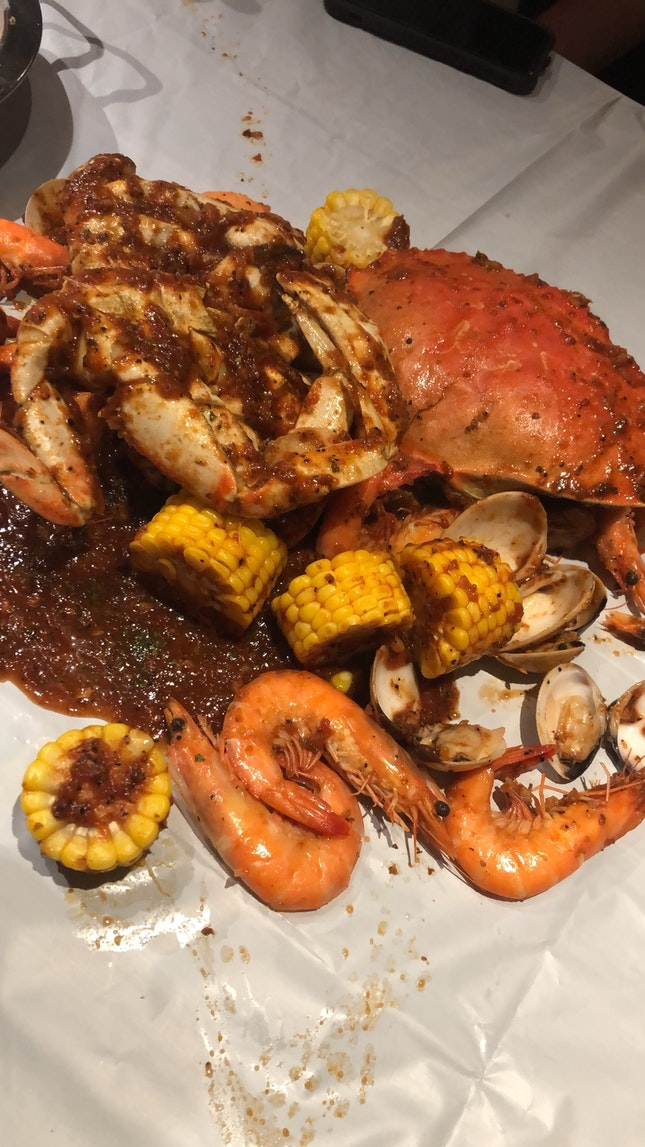 seafood 🦀🦞🦐