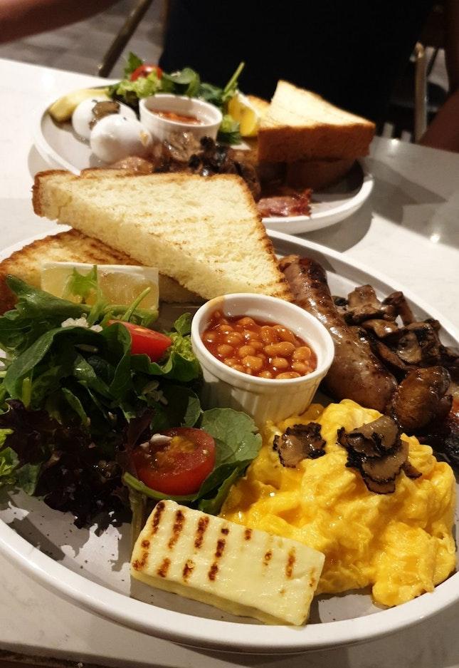 The Academics Breakfast ($28+)