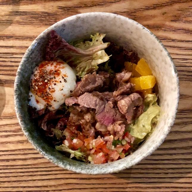 Steak Quinoa Bowl