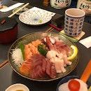 Japanese Buffet Dinner ($38++)
