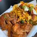 Platter Of Chicken!