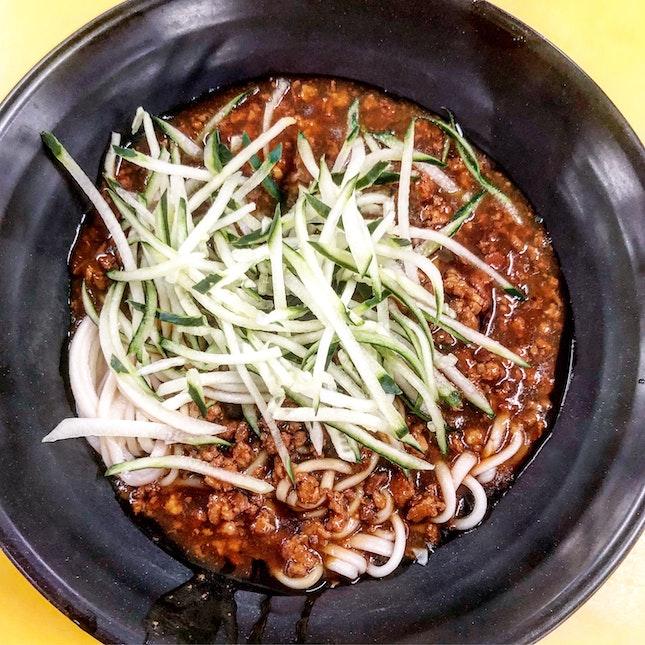 Zha Jiang Mian ($3.50)