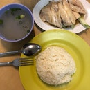 Chicken Rice ($4.40)
