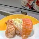 Salmon Trio ($4++)