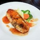 Fresh Salmon Fillet (Sashimi Grade)