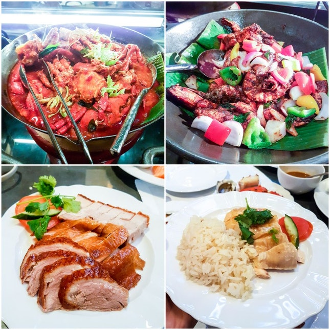 The Wok / Local Roast Meats