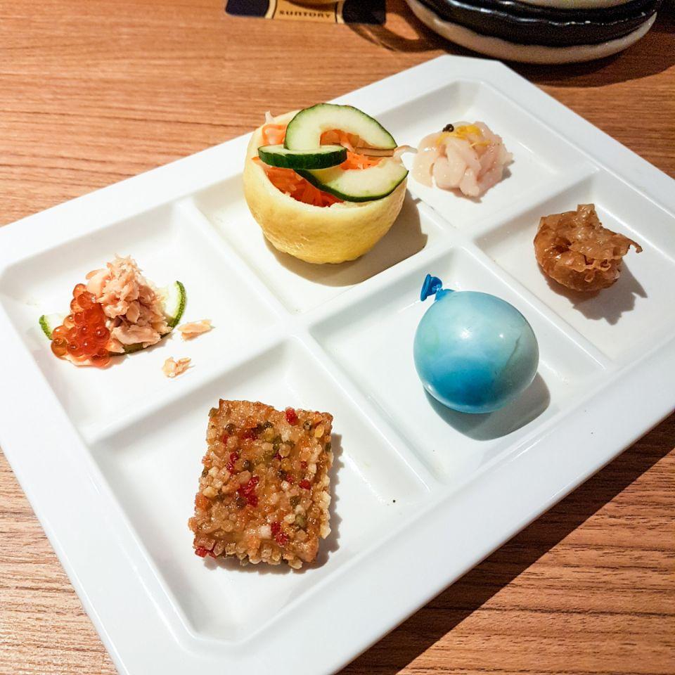 Omakase Appetizer