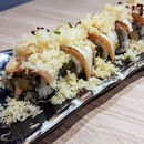 Roasted White Fish Creative Roll