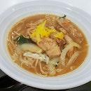 Yuzu Miso Chicken Soba