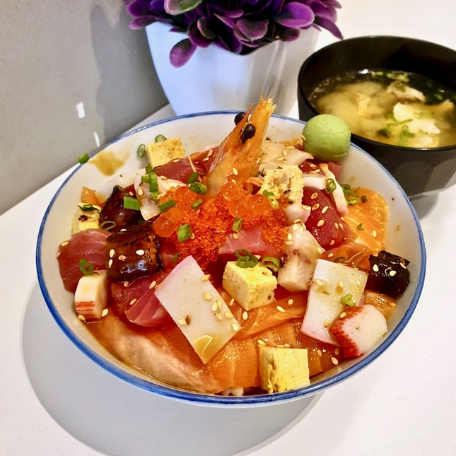 Super Bara-Chirashi Don
