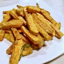 Salted Egg Pumpkin