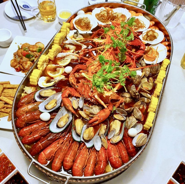 Seafood Platter (6 Pax)