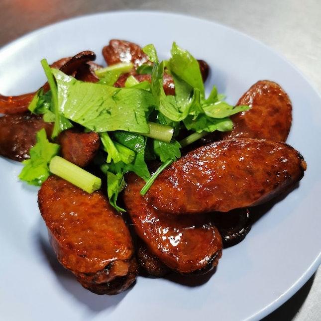 Sweet Pork Sausage