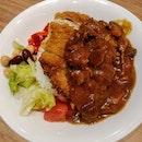 Chicken Curry Rice w/ Chicken Cutlet