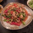 Super Fragrant Chicken Dish!