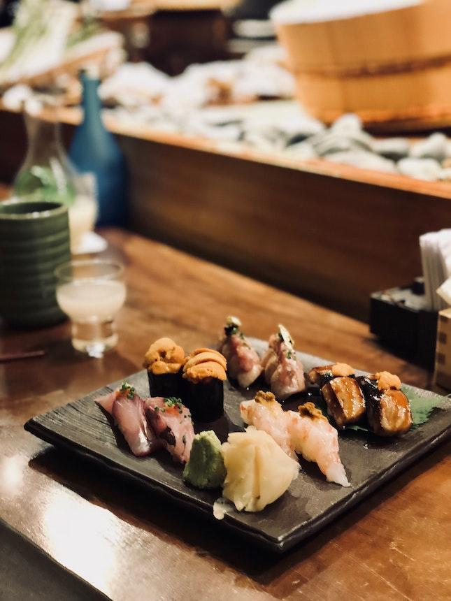 Great Fresh Sushi!