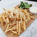 Truffle fries!