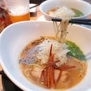 1 michelin-star ramen in CHIJMES!