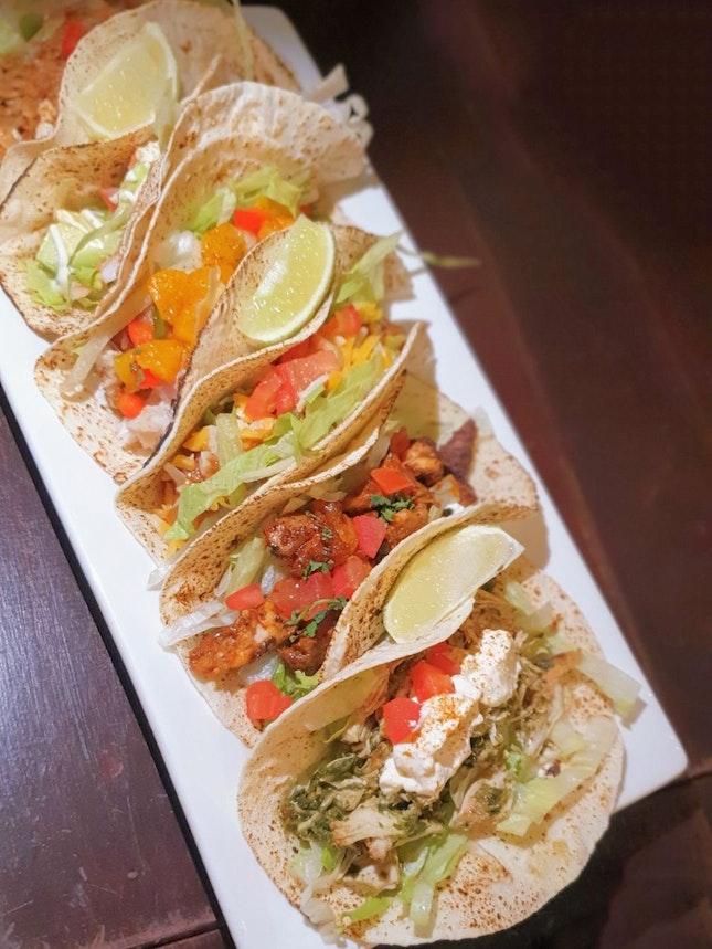 Tacos ($5) 8/10