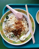Top 1 Home Made Noodles (Beauty World Food Centre)