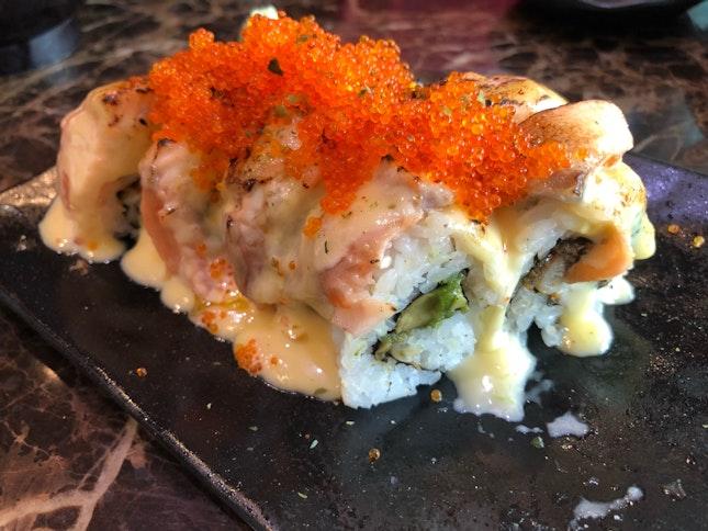 Shiok Sushi Mentai Sauce 16.80$