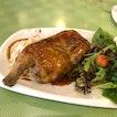 Seasalt Caramel Chicken (Half) ($16.50)