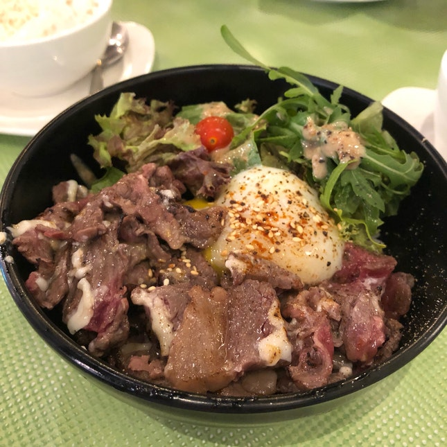 Wagyu Beef Bowl ($20)