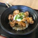 Teriyaki Karage Chicken Bowl ($9.80)