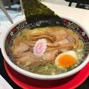 Ajisai Special Ramen ($14)