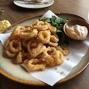 Calamari Fritti ($26++)